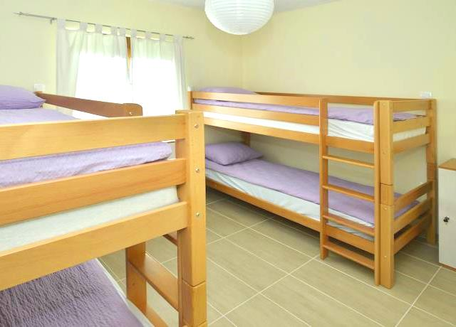 Our 4-Bed Dormitory Room
